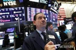 뉴욕 증시, 주요기업 실적 엇갈리며 보합 혼조 출발...다우 0.2%↑