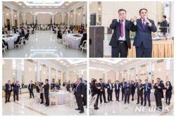 北외무성, 中대사관 위해 춘절 축하행사…매우 이례적