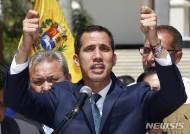 유럽국가들, 과이도 베네수엘라 임시대통령으로 인정