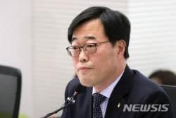 """김기식 전 금감원장 """"금융감독체계 재편, 시기 놓쳐 어렵다"""""""
