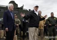 트럼프, 국경도시 엘패소에서 대선캠페인 시작…장벽 이슈화