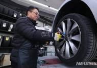 수입차 늘자 타이어 수입 사상 최대치
