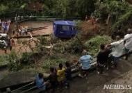 브라질 리우 폭우로 최소 6명 사망