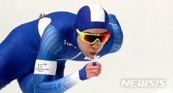 차민규, 0.017초차로 세계선수권 메달 무산