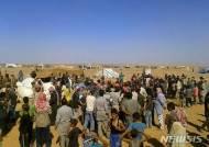 시리아 난민수용소서 열악한 환경에 주로 어린이 45명 숨져