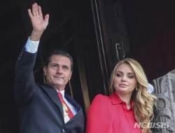 멕시코 前대통령 부인, 남편 퇴임 2개월만에 이혼 발표