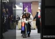 문재인 대통령 평창동계올림픽 미공개 사진