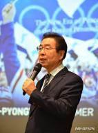 올림픽 유치 도전하는 서울시, 남북사업 힘 받을까