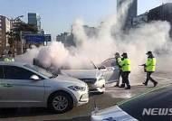 '카풀 서비스 불만' 택시기사 또 분신…두 달새 3명째