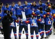 한국여자아이스하키, 평창올림픽 1주년 기념 첫 대회 우승