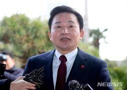 선거법 위반 혐의 원희룡 제주지사 오늘 선고공판