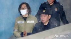 """'황제보석' 이호진, 징역 3년…법원 """"재벌 집행유예 안돼""""(종합)"""
