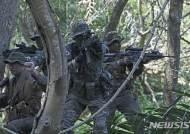 해병대, 코브라골드 연합훈련 수색정찰훈련