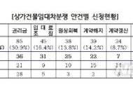 작년 상가임대차분쟁 원인 1위 '권리금'…서울시 73건 조정완료