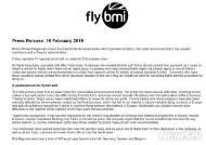 英 지역항공사, 브렉시트 불확실성에 파산 신청
