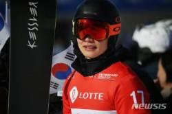 한국 스노보드의 자랑 '이상호'