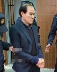 '홍삼세트 살포' 법정 구속 이항로 진안군수, 항소장 제출