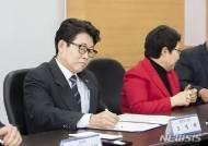상주·낙단보 개방 추진 MOU 서명하는 조명래 환경부 장관
