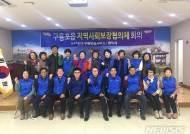 포항시 구룡포읍 지역사회보장협의체 정기총회 개최