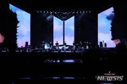 방탄소년단 '러브유어셀프인서울' 상영 끝, 관객 196만명
