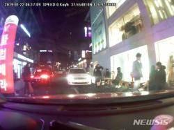 음주운전 집행유예 중 뺑소니 사고…30대 남성 구속