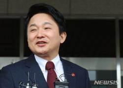 """제주지사 선거법 위반사건, 원희룡 지사도 """"항소 않겠다"""""""