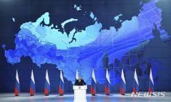 """푸틴 국정연설 """"유럽에 美미사일 배치시, 러시아도 미국 겨냥"""" (종합)"""