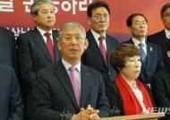 한국당 도의원, 민주당의 공무원 상대 '지사 석방 서명' 중단 촉구