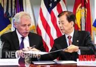 한미 외교·국방장관, 전작권 이양 연기 환영