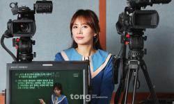 """[TONG] [두근두근 인터뷰] EBS 국어 1타 윤혜정 """"공교육의 방패? 제 수업에도 조는 학생 있어요"""""""