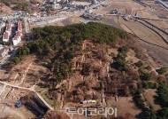 백제사비시대 이궁지로 추정되는 부여화지산유적 6차발굴 조사 개시