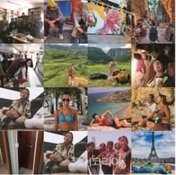 배채은 더 큰 세상에서 행복 찾고 파 세계여행