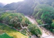 숲속 놀이터 '영덕 산성계곡 생태공원 어드벤처' 14일 개장