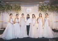 [화보] 블랑슈네쥬, 2019 뉴 컬렉션 웨딩드레스쇼 2