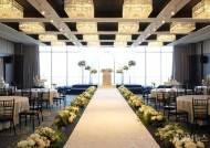 이국적인 분위기의 결혼식, 제주 캠퍼트리 호텔앤리조트
