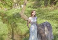 ② 신부의 아름다운 자태가 돋보이는 '아뜰리에 로리에' 웨딩드레스 컬렉션