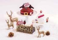 워커힐, 크리스마스 맞이 '산타의 캐빈 케이크' 선보여