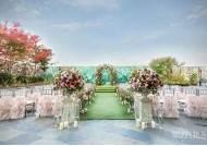 [호텔웨딩] 프라이빗한 파티 웨딩 콘셉트를 선보이는 쉐라톤 서울 디큐브시티 호텔