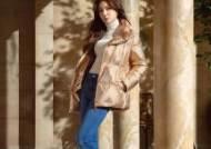 폴앤조, 특별한 소재와 화려한 색 입은 '메탈릭 구스 다운' 출시