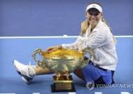 보즈니아키, 차이나오픈 테니스 우승…통산 30번째 단식 타이틀