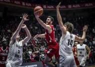 뉴질랜드, 레바논에 역전승…한국 남자농구 조 2위 확정