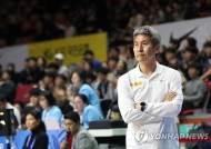 남자농구 국가대표 사령탑에 김상식 감독…8월 월드컵 준비