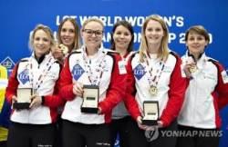 스위스, 스웨덴 꺾고 세계여자컬링선수권 우승
