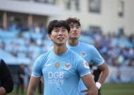 상주 상무 김진혁, 4월 프로축구 '이달의 선수상'