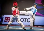 한국태권도, 맨체스터 세계선수권 첫날 은메달 3개 확보