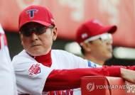 '감독의 무덤' KIA…김응용 이후 계약 기간 채운 감독 '전무'