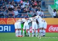 [U20월드컵] 11일 동안 4경기 뛴 정정용호, 4강행 관건은 '체력'