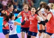 한국여자배구, VNL서 러시아와 도쿄올림픽 예선 '전초전'