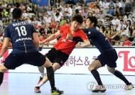 남녀 핸드볼 대표팀, 19일 일본과 정기전 맞대결