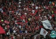 프로축구 K리그1 관중 작년보다 53.1% 늘어…대구 159% 증가